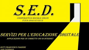 SED servizi per l'educazione digitale