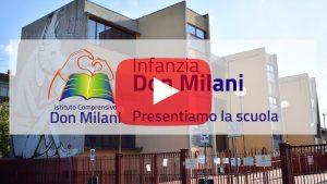 Clicca per vedere la presentazione dell'Infanzia Don Milani
