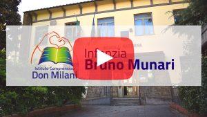 Link per visualizzare il video di presentazione dell'Infanzia Munari