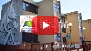 Clicca per vedere la video presentazione della secondaria Sem Benelli
